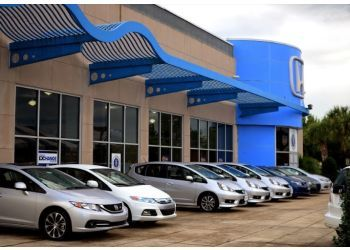 Baton Rouge car dealership TEAM HONDA