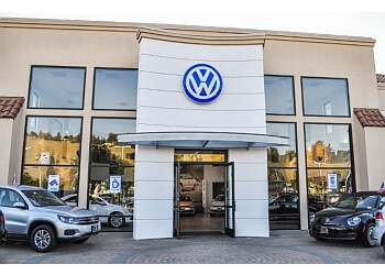 Hayward car dealership Team Volkswagen of Hayward