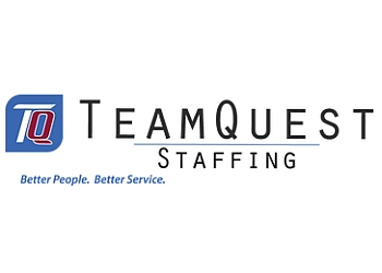 Santa Ana staffing agency Teamquest Staffing Services Inc.