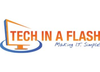 Cape Coral it service Tech In A Flash Computer Services