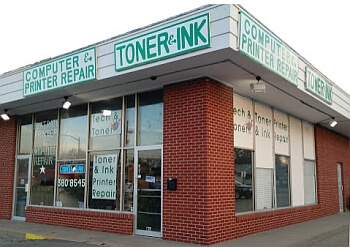 Topeka computer repair Tech and Toner LLC