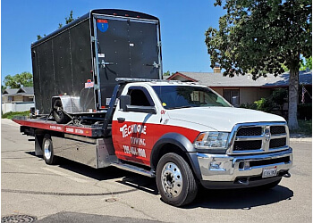 Stockton towing company Technique Towing