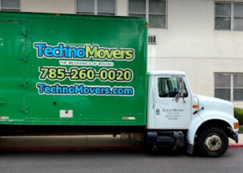 Topeka moving company Techno Movers, LLC