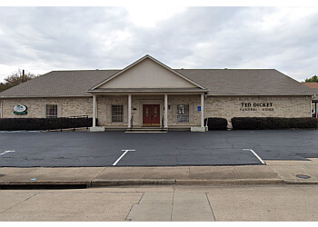 Plano funeral home Ted Dickey Funeral Home