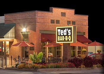 Huntsville barbecue restaurant Ted's Bar-B-Q