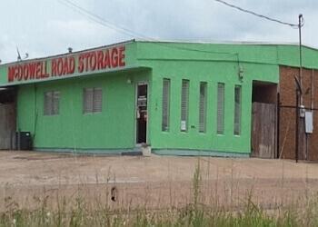 Jackson storage unit Tellus Self Storage