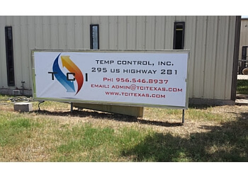 Brownsville hvac service Temp Control, Inc.