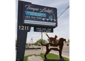 Tempe veterinary clinic Tempe Lake Veterinary Clinic & Pet Resort