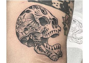 Oakland tattoo shop Temple Tattoo