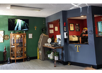 Chesapeake tattoo shop Temple Tattoo and BodyPiercing Studio