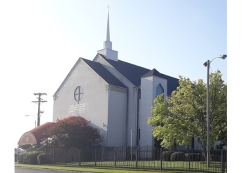 Memphis church Temple of Deliverance