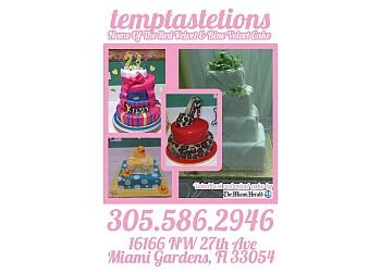 Miami Gardens cake Temptastion's Cake Boutique