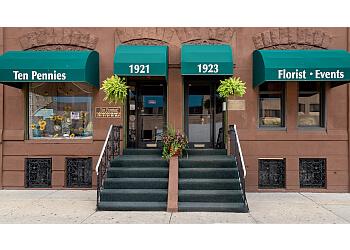 Philadelphia florist Ten Pennies Florist