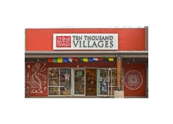Austin gift shop Ten Thousand Villages