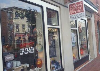 Baltimore gift shop Ten Thousand Villages
