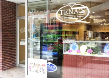Athens jewelry Tena's Fine Diamonds & Jewelry