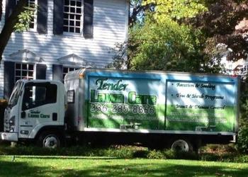Greensboro lawn care service  Tender Lawn Care LLC