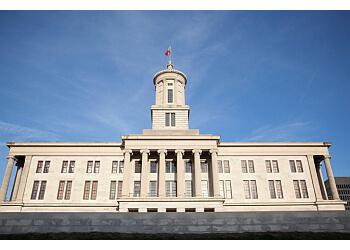 Nashville landmark Tennessee State Capitol