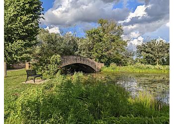 Madison public park Tenney Park