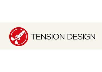 Glendale web designer Tension design