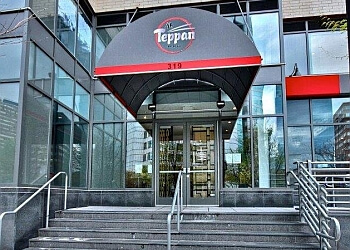 Jersey City japanese restaurant Teppan Bar and Grill