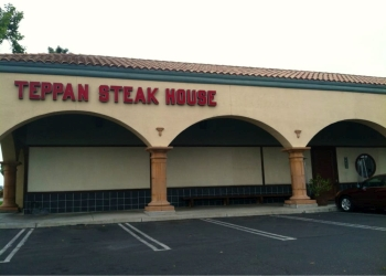 Oxnard steak house Teppan Steak House