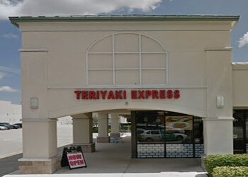 Coral Springs japanese restaurant Teriyaki Express
