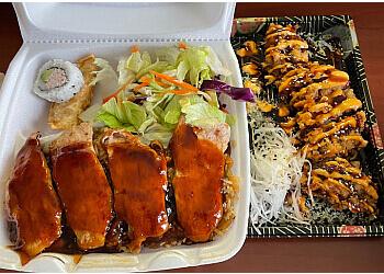 Waco sushi Teriyaki Park