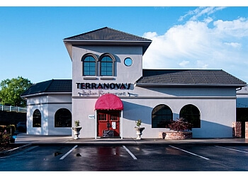 Huntsville italian restaurant Terranova's Italian Restaurant