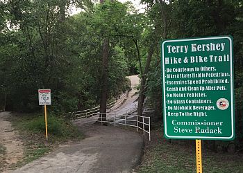 Terry Hershey Park Trail