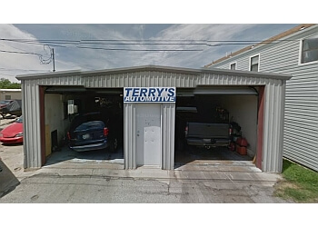 Norman car repair shop Terry's Automotive