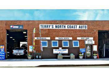 Cleveland car repair shop Terry's North Coast Auto