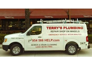 Fort Lauderdale plumber Terry's Plumbing, Inc.