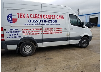Houston carpet cleaner Tex A Clean Carpet Care