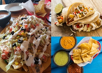 Madison mexican restaurant Tex Tubb's Taco Palace