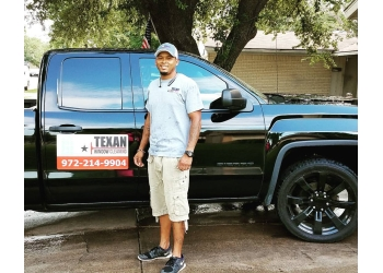 Garland window cleaner Texan Window Cleaning