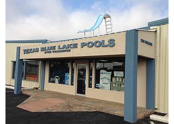Amarillo pool service Texas Blue Lake Pools