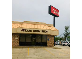 Amarillo auto body shop Texas Body Shop