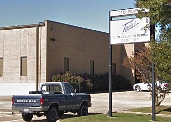 Carrollton auto body shop Texas Body Works