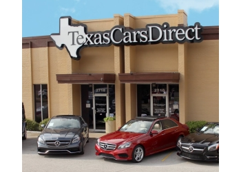 Dallas used car dealer Texas Cars Direct