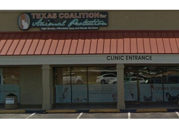 Denton veterinary clinic Texas Coalition for Animal Protection