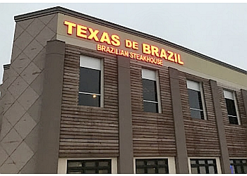 Buffalo steak house Texas De Brazil