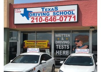 San Antonio driving school Texas Driving School