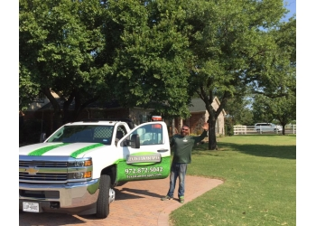 McKinney lawn care service Texas Lawnscapes