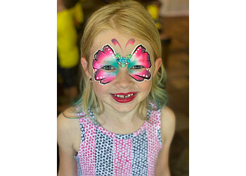 Dallas face painting Texas Party Business