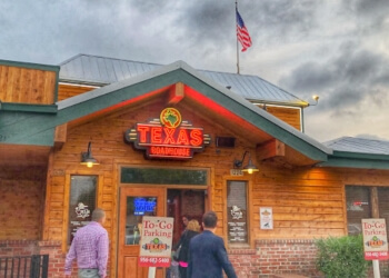 McAllen steak house Texas Roadhouse