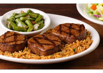 Springfield steak house Texas Roadhouse