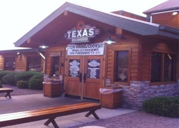 Tucson steak house Texas Roadhouse