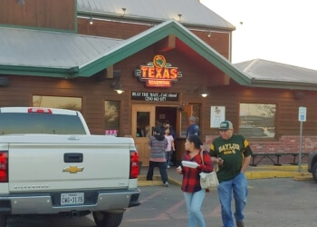 Waco steak house Texas Roadhouse