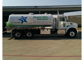 Irving septic tank service Texas Star Aerobic